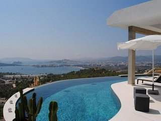 4 bedroom Villa in Playa de Talamanca, Balearic Islands, Spain : ref 5251900