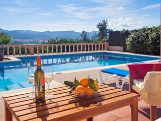 4 bedroom Villa in Ses Paisses, Balearic Islands, Spain : ref 5251916