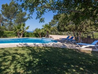 5 bedroom Villa in Cala Vadella, Balearic Islands, Spain : ref 5251906