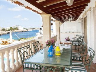 4 bedroom Villa in Portocolom, Balearic Islands, Spain : ref 5251827