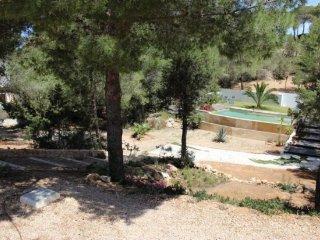 5 bedroom Villa in Cala Tarida, Balearic Islands, Spain : ref 5251898