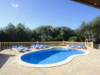 5 bedroom Villa in Cala d'Or, Balearic Islands, Spain : ref 5251835