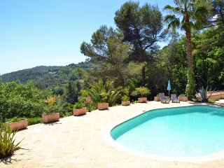 4 bedroom Villa in Gattieres, Provence-Alpes-Cote d'Azur, France : ref 5247089