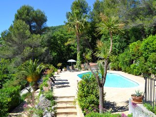 4 bedroom Villa in Gattières, Provence-Alpes-Côte d'Azur, France : ref 5247089