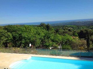 5 bedroom Villa in Tourrettes-sur-Loup, Provence-Alpes-Cote d'Azur, France : ref