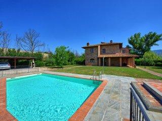 3 bedroom Villa in Vinci, Tuscany, Italy : ref 5242202