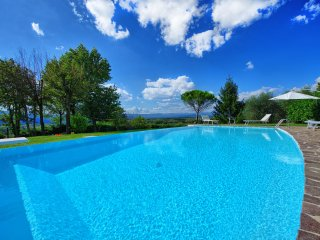 Cerliano Villa Sleeps 15 with Pool Air Con and WiFi - 5242196