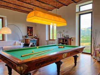 8 bedroom Villa in Vicchio, Tuscany, Italy : ref 5242196