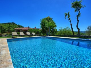 5 bedroom Villa in Vertine, Tuscany, Italy : ref 5242174