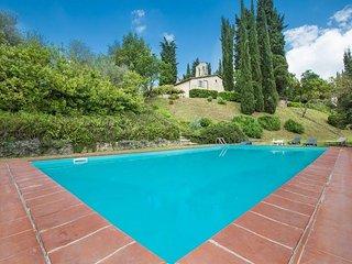 7 bedroom Villa in Siena, Tuscany, Italy : ref 5242146