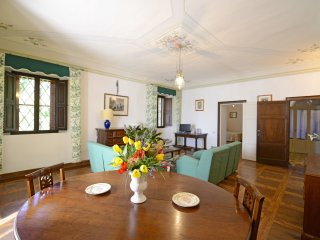 5 bedroom Villa in Ville di Corsano, Tuscany, Italy : ref 5242087