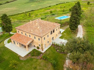 2 bedroom Apartment in Castelfalfi, Tuscany, Italy : ref 5242080