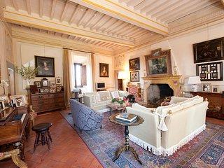 6 bedroom Villa in Castelfiorentino, Tuscany, Italy : ref 5241922