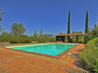 6 bedroom Villa in Trevinano, Latium, Italy : ref 5241820