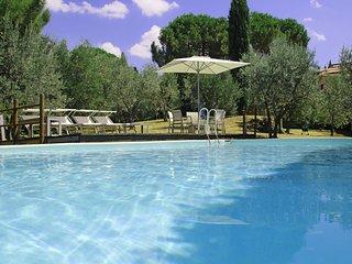 4 bedroom Villa in Montalcino, Tuscany, Italy : ref 5241911