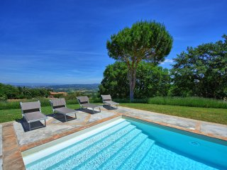 6 bedroom Villa in Camporsevoli, Tuscany, Italy - 5241907