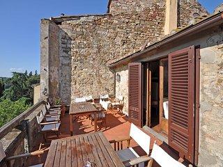8 bedroom Villa in Barberino Val d'Elsa, Tuscany, Italy : ref 5241811