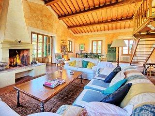 4 bedroom Apartment in Marsiliana, Tuscany, Italy : ref 5269685