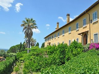 8 bedroom Villa in Marsiliana, Tuscany, Italy : ref 5241764