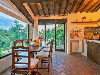 3 bedroom Apartment in Umbertide, Umbria, Italy : ref 5241730