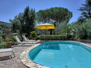 3 bedroom Villa in Le Bolle, Tuscany, Italy : ref 5241809
