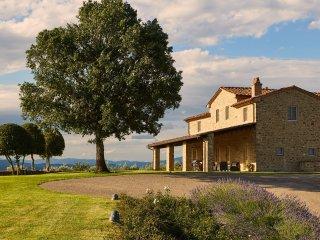 Chiani Villa Sleeps 8 with Pool Air Con and WiFi - 5241796