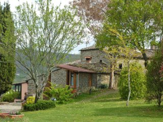 6 bedroom Villa in Volpaia, Tuscany, Italy : ref 5241736