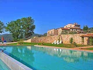 14 bedroom Villa in Castello di Tocchi, Tuscany, Italy : ref 5241692