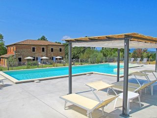 2 bedroom Apartment in Caioncola, Umbria, Italy - 5241702