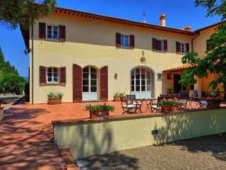 5 bedroom Villa in Rinecchi, Tuscany, Italy : ref 5241371