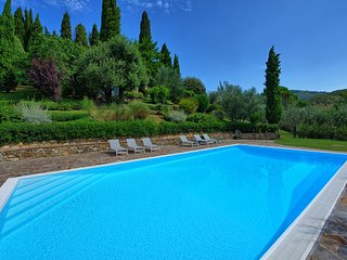 Corti Villa Sleeps 6 with Pool - 5241306