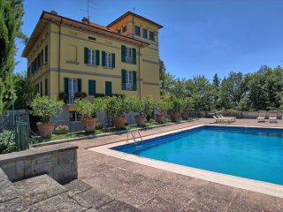7 bedroom Villa in Patrignone, Tuscany, Italy : ref 5241037