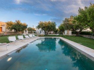5 bedroom Villa in Le Lamie di Olimpe, Apulia, Italy : ref 5240950
