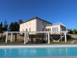 9 bedroom Villa in Certaldo, Tuscany, Italy : ref 5240940