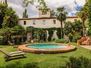 6 bedroom Villa in Bettolle, Tuscany, Italy : ref 5241044