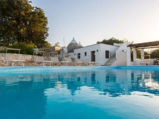 4 bedroom Villa in Certosa, Apulia, Italy : ref 5241045
