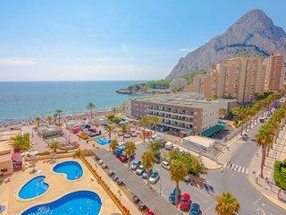 Apartamento Zafiro en Calp,Alicante,para 4 huespedes