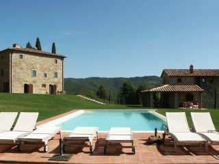 7 bedroom Villa in San Vincenti, Tuscany, Italy : ref 5239424