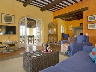 6 bedroom Villa in Arsina, Tuscany, Italy : ref 5240534