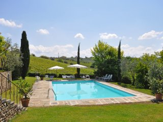 5 bedroom Villa in Mulino di Sugana, Tuscany, Italy : ref 5240429