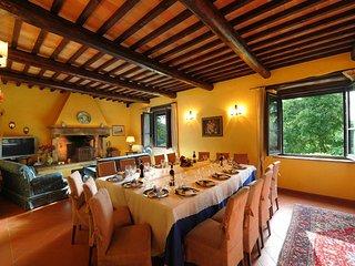 7 bedroom Villa in Anghiari, Tuscany, Italy : ref 5240879