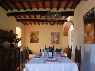 3 bedroom Villa in San Gennaro, Tuscany, Italy : ref 5239286