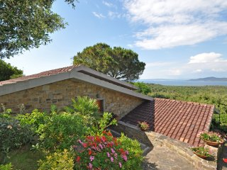 4 bedroom Apartment in Punta Ala, Tuscany, Italy : ref 5240480