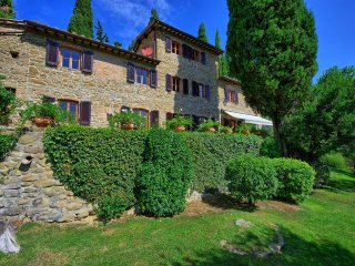 3 bedroom Villa in Corti, Tuscany, Italy : ref 5239377