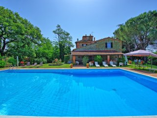 6 bedroom Villa in Casa Rossi, Tuscany, Italy - 5240312