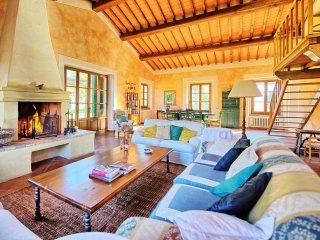 4 bedroom Apartment in Marsiliana, Tuscany, Italy : ref 5251965