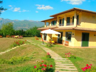 7 bedroom Villa in Castelnuovo di Garfagnana, Tuscany, Italy : ref 5239366