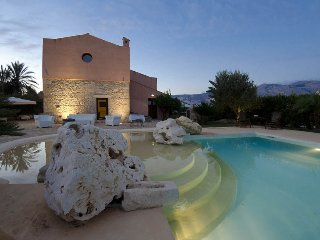 8 bedroom Villa in Buseto Inferiore, Sicily, Italy - 5240612