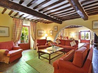 6 bedroom Villa in Segromigno in Monte, Tuscany, Italy : ref 5239272