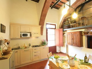 1 bedroom Apartment in Quercegrossa, Tuscany, Italy : ref 5240119